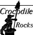 CROCODILE ROCKS logo