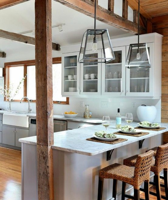 Kitchen Peninsula Counter Overhang: Do You Have A Long Overhang On Your Island Or Peninsula
